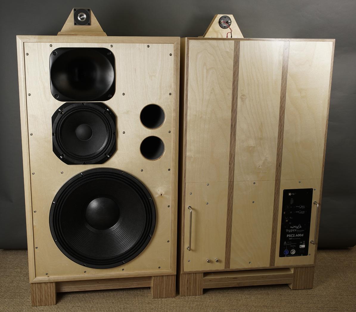 The Loudspeaker Way Speaker Crossover Work Also Jbl Speakers 3 Diagrams Click Image To View Large