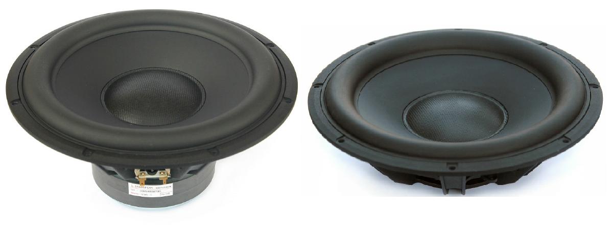 Inex 12 30cm MDF Black Port Car Audio Speaker Sub Subwoofer Bass Box Enclosure 50L