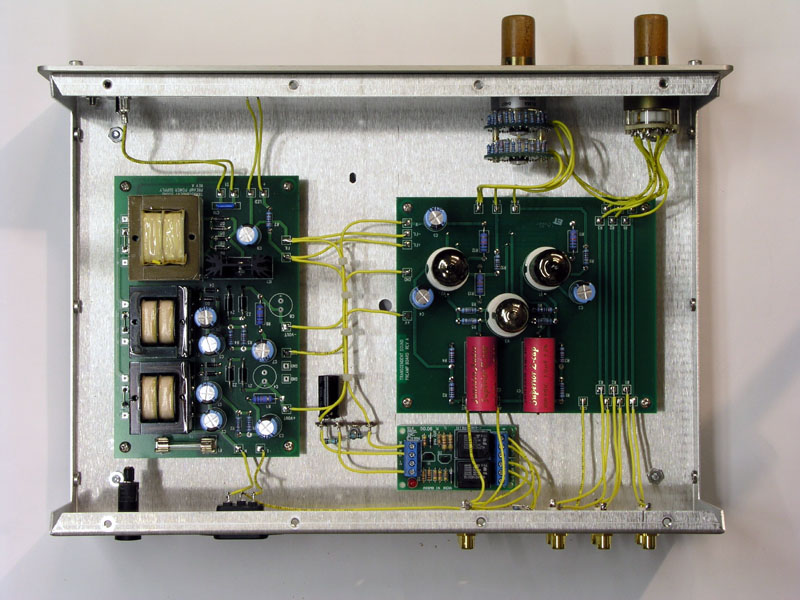The Grounded Grid Preamplifier