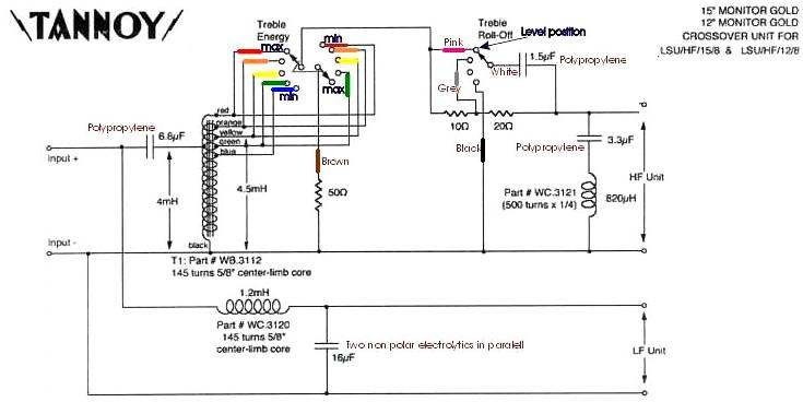 mg15 problemoriginal tannoy schematics for mg15 or mg12